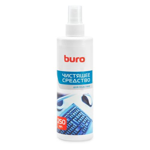 Чистящий спрей BURO BU-Ssurface, 250 мл unicum средство для офисной техники и экранов чистящий спрей