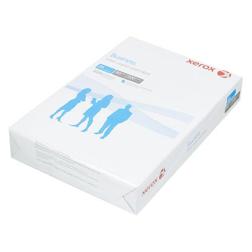 Бумага Xerox Business 003R91820 A4/80г/м2/500л./белый CIE164% общего назначения(офисная) 5 шт./кор. ballet classic a3 80г м2 500л 153сie 25241