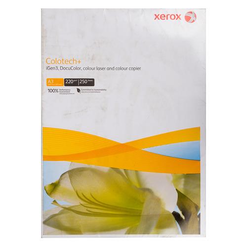 Бумага Xerox Colotech+ 003R97972 A3/220г/м2/250л./белый общего назначения(офисная)