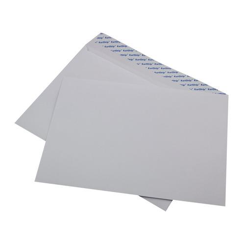 цена на Конверт Бюрократ 164 C4 229x324мм белый силиконовая лента 90г/м2 (pack:500pcs)