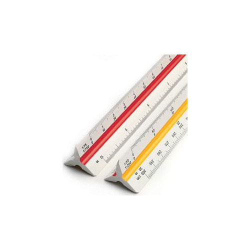 цены Линейка Rotring Centro Architect S0220641 дл.30см трехгранная шкала