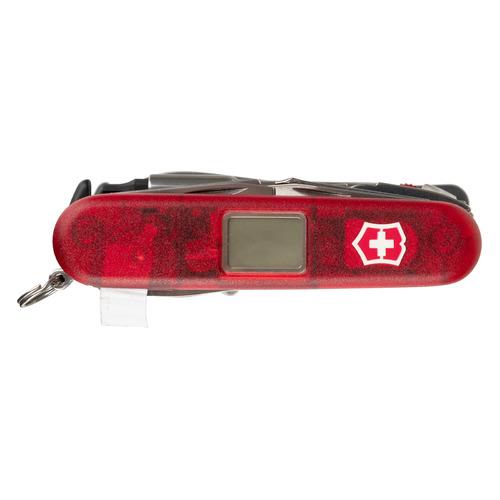 Складной нож VICTORINOX SwissChamp XAVT, 81 функций, 91мм, красный мультитул victorinox swisschamp wood 1 6791 63