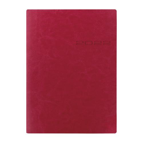 Ежедневник Letts LECASSA, A5, кремовые страницы