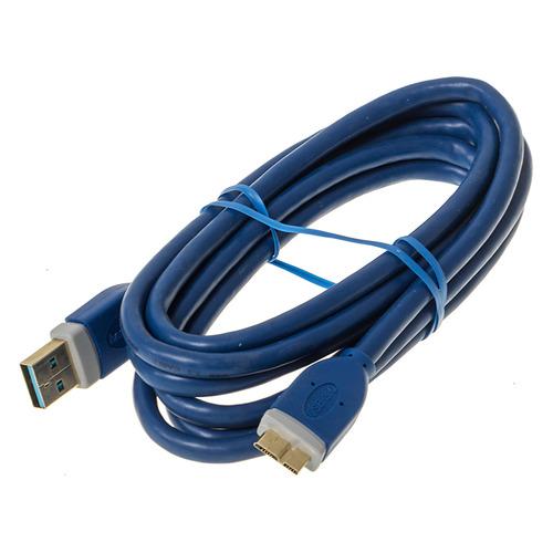 Фото - Кабель HAMA 1.8м, синий [00039682] кабель