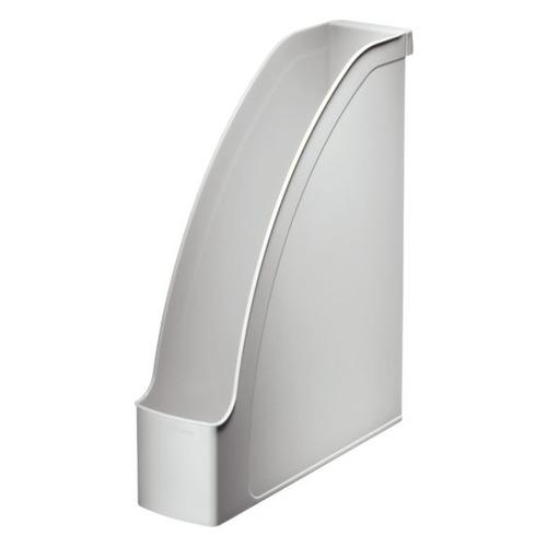 Лоток вертикальный ESSELTE Leitz 24760085, 78x308x278, пластик, серый