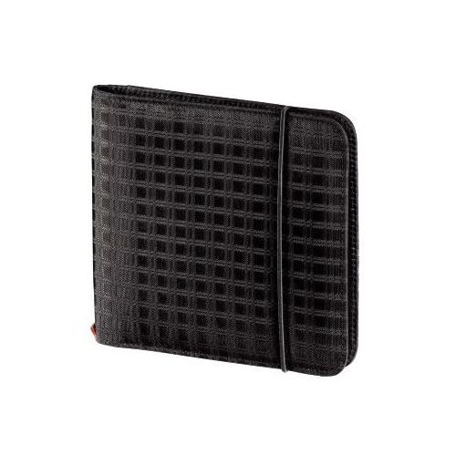 Фото - Портмоне HAMA Ready for Business H-95606, черный, для 24 дисков [00095606] портмоне hama h 33834 черный для 160 дисков [00033834]