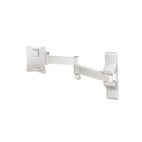 Фото - Кронштейн для телевизора HAMA H-108737, 10-26, настенный, поворотно-выдвижной и наклонный кронштейн для телевизора hama r1 118154 19 48 настенный поворотно выдвижной и наклонный