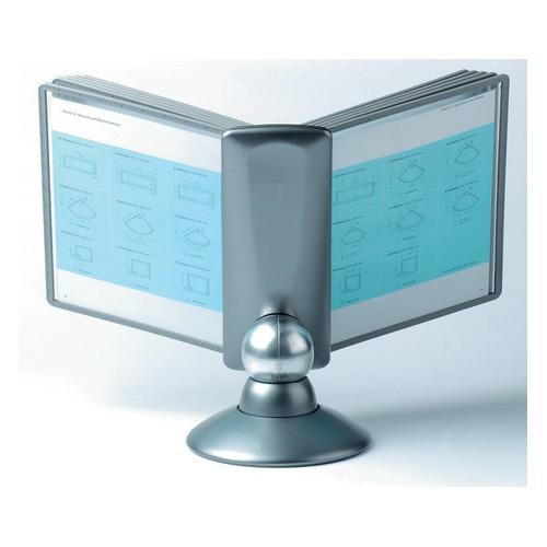 Фото - Дисплейная система Durable Sherpa Motion 5587-37 настольная панель durable sherpa 5606 03 для демонстрационных систем a4 красный 10 шт кор