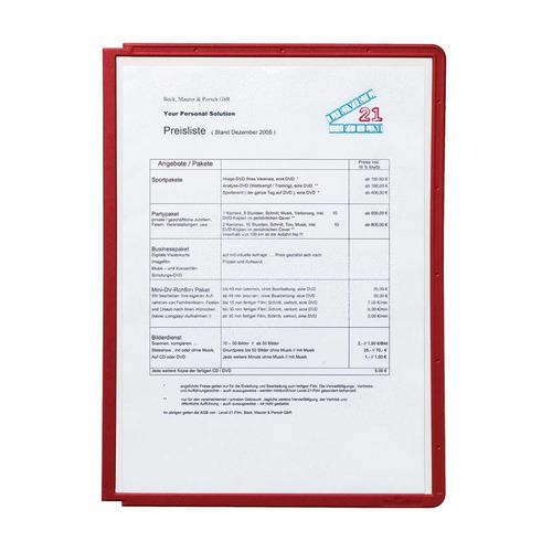 Фото - Демонстрационная панель для демонстрационных систем Durable Sherpa 5606-03 красный 10 шт./кор. игрушка машинка конструктор спорткар кор 16 14 4см 1toy вантой т59994