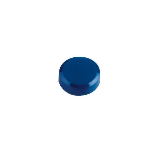 Фото - Магнит для досок Hebel Maul 6176135 синий d=20мм круглый 20 шт./кор. лото бумажное умка машинки 48 карточек в кор в кор 20шт
