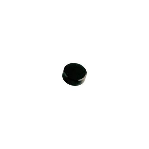 Фото - Магнит для досок Hebel Maul 6176190 черный d=20мм круглый 20 шт./кор. лото бумажное умка машинки 48 карточек в кор в кор 20шт