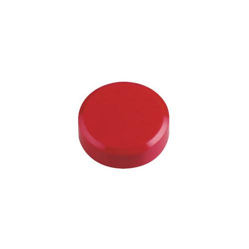 Фото - Магнит для досок Hebel Maul 6177125 красный d=30мм круглый 20 шт./кор. лото бумажное умка машинки 48 карточек в кор в кор 20шт