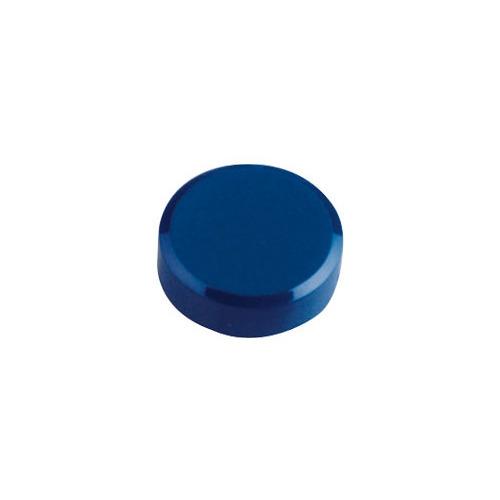 Фото - Магнит для досок Hebel Maul 6177135 синий d=30мм круглый 20 шт./кор. лото бумажное умка машинки 48 карточек в кор в кор 20шт