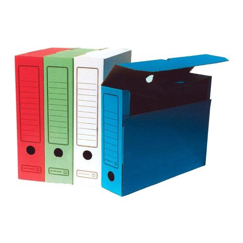Короб архивный Бюрократ KKA-75 микрогофрокартон корешок 75мм A4 320x255x75мм ассорти 40 шт./кор. короб архивный вырубная застежка бюрократ ba80 08blck пластик 0 8мм корешок 80мм 330х245мм черный