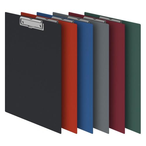 Фото - Папка-планшет Durable 4201-03 ПВХ красный прижим 35х23см 45 шт./кор. планшет