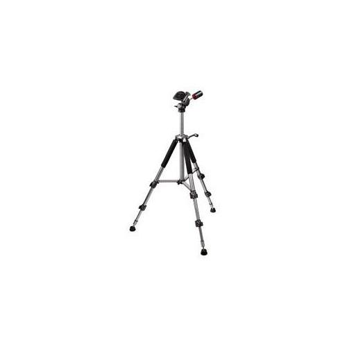 Фото - Штатив-трипод HAMA OmegaPrem II 4261, серебристый [00004261] штатив трипод hama star62 4162 бронзовый [00004162]