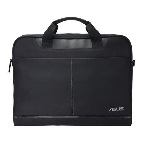 Сумка для ноутбука 16 ASUS Nereus Carry Bag, черный [90-xb4000ba00010-] клавиатура для ноутбука russian keyboard for asus x301 x301a x301s x301k asus x 301 x301a x301s x301k ru ru keyboard for asus x301 x301a x301s x301k