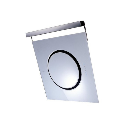 Вытяжка каминная Elica Om WH/F/80 Touch Screen белый управление: сенсорное (1 мотор) цена и фото