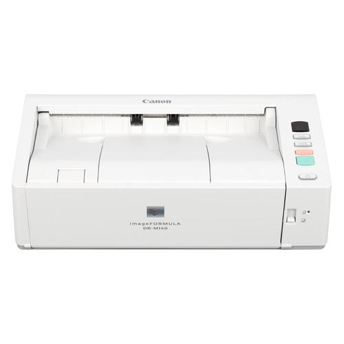 Сканер CANON DR-M140 белый [5482b003] цена 2017