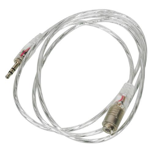 Фото - Кабель-удлинитель аудио NINGBO Jack 3.5 (m) - Jack 3.5 (f) , 1м [cab025] кабель