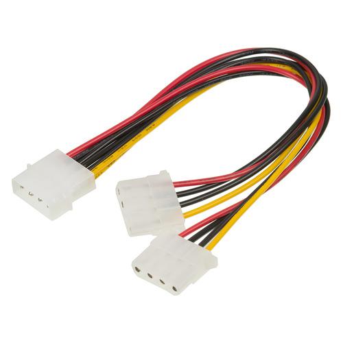 Кабель питания NingBo TL-C29, Molex 8980 - Molex 89802 x кабель ningbo molex sata tl ata