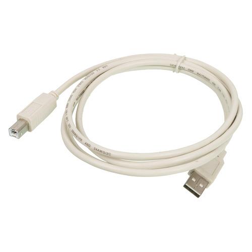 Фото - Кабель USB2.0 NINGBO USB A(m) - USB B(m), 1.8м [usb2.0-am-bm] источник бесперебойного питания