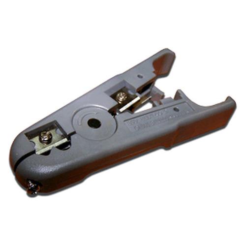Инструмент Lanmaster (TWT-STR-UTP) для зачистки кабеля UTP (упак:1шт) серый