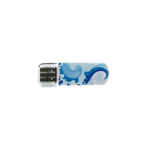 Фото - Флешка USB VERBATIM Store n Go Mini Elements Water 8Гб, USB2.0, голубой [98159] aohua brand hh 1 water bath single hole bath pot digital thermostat water bath electric water bath boiler