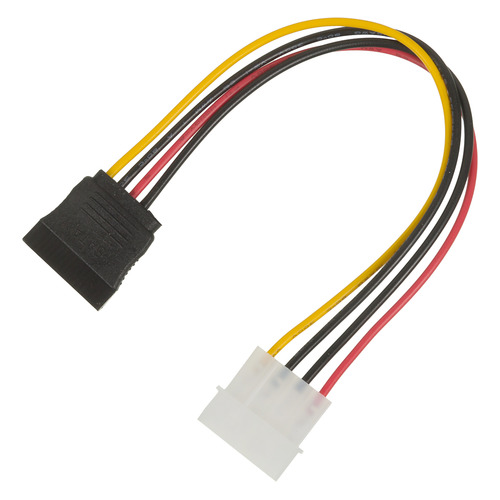 Кабель питания NINGBO TL-ATA, Molex 8980 - SATA molex to sata splitter power cable