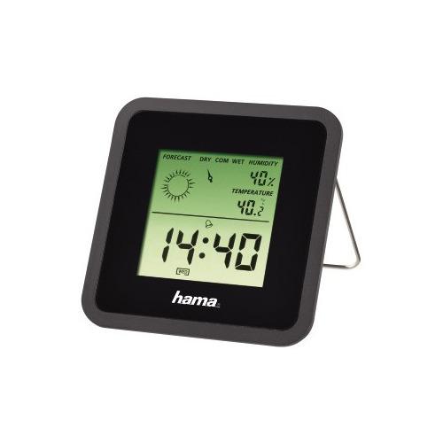 Термометр HAMA TH50, черный [00113987] термометр hama th33 a черный 00123151