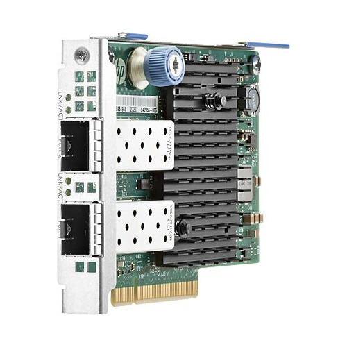 Адаптер HPE Ethernet 10Gb 2P 560FLR-SFP+ (665243-B21) адаптер hpe ethernet 1gb 2p 332t 615732 b21