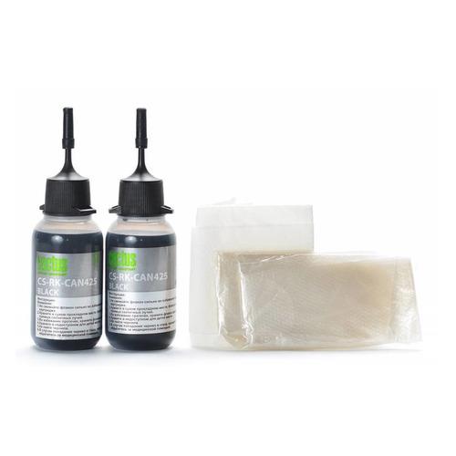 цена на Заправочный комплект CACTUS CS-RK-CAN425, для Canon, 30мл, черный