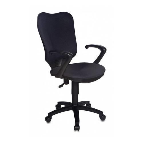 Кресло БЮРОКРАТ CH-540AXSN, на колесиках, ткань, темно-серый [ch-540axsn/tw-12] кресло бюрократ ch 540axsn low на колесиках ткань серый [ch 540axsn low 26 25]