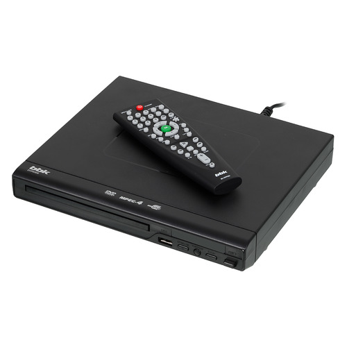 DVD-плеер BBK DVP030S, черный [(dvd) player dvp030s б/д чер] smal a6 hifi digital amplifier 50wx2 dac digital 110v 220v native dsd512 usb optical coaxial lp player cd analog input