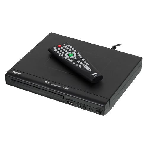 Фото - DVD-плеер BBK DVP030S, черный luo qian черный 45