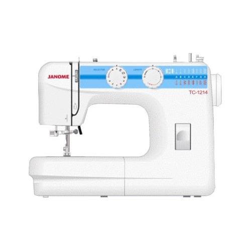 Швейная машина JANOME TC-1214 белый [tc 1214]