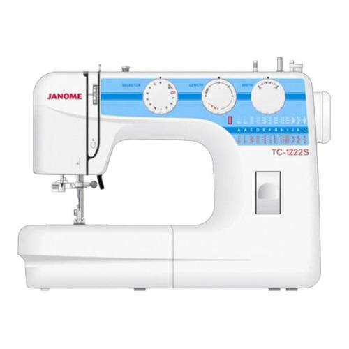 Фото - Швейная машина JANOME TC-1222S белый [tc 1222s] швейная машина janome tc 1218 белый