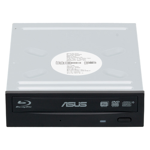 Оптический привод Blu-Ray ASUS BC-12D2HT, внутренний, SATA, черный, OEM [bc-12d2ht/blk/b/as] gwunw by456v dc 0 30 00v 30v 4 bit digital voltmeter panel meter red blue green 0 56 inch voltage tester meter