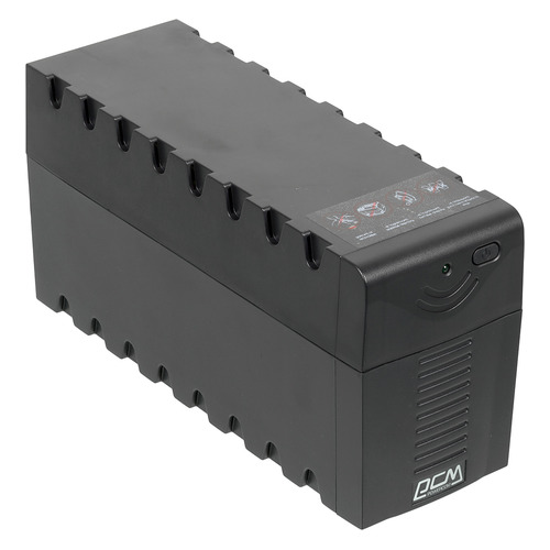 ИБП POWERCOM Raptor RPT-1000A EURO, 1000ВA ибп powercom rpt 1025ap raptor 6 iec