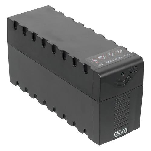 Фото - ИБП POWERCOM Raptor RPT-1000A EURO, 1000ВA интерактивный ибп powercom raptor rpt 1000a черный
