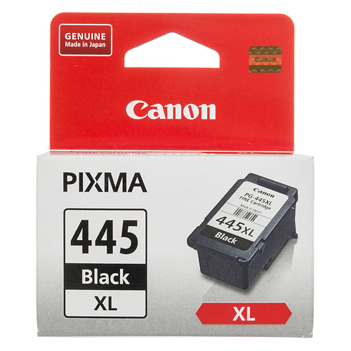 Картридж Canon PG-445XL, черный / 8282B001