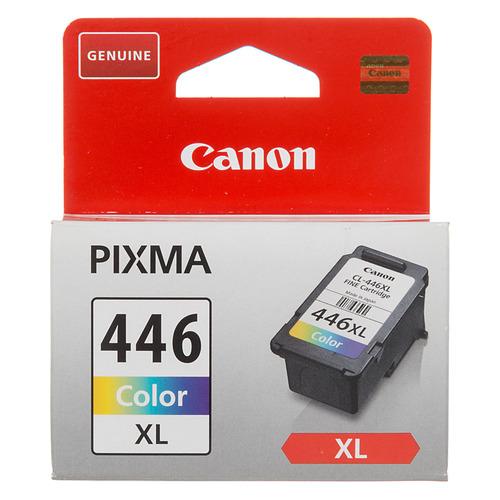 Картридж Canon CL-446XL, многоцветный / 8284B001