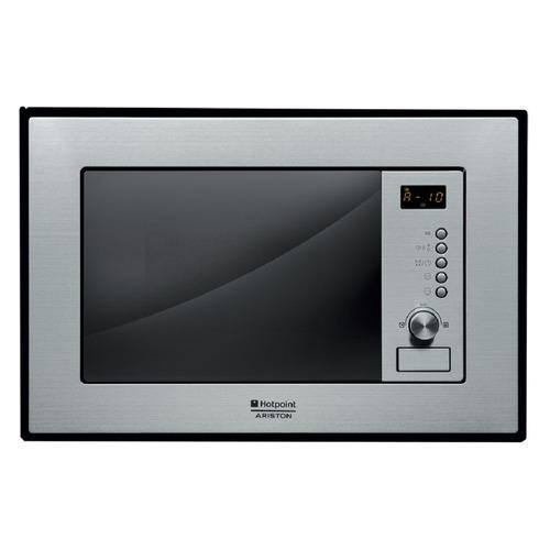 Микроволновая Печь Hotpoint-Ariston MWA 121.1 X/HA 20л. 800Вт серебристый (встраиваемая) цена и фото