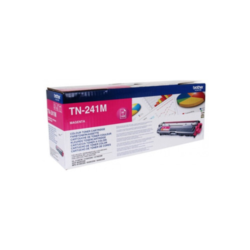 Картридж BROTHER TN241M, пурпурный цена 2017