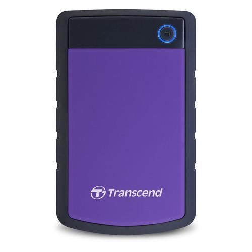 Фото - Внешний диск HDD TRANSCEND StoreJet 25H3P TS2TSJ25H3P, 2ТБ, фиолетовый внешний жесткий диск hdd transcend usb 3 0 2tb ts2tsj 25 m3s storejet 25 m3 2 5 серый