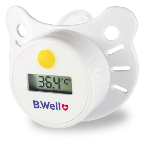 Термометр электронный B.WELL WT-09 quick, белый