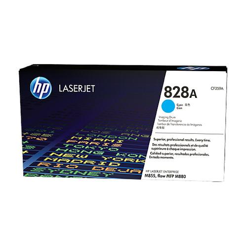 цена на Блок фотобарабана HP 828A CF359A голубой цв:30000стр. для CLJ Ent M855/M880 HP