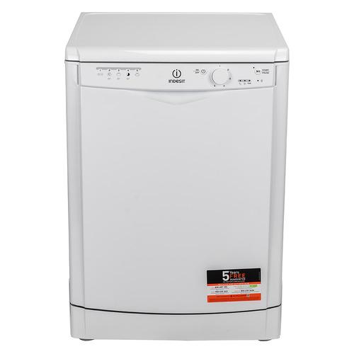 Посудомоечная машина INDESIT DFG 15B10 EU, полноразмерная, белая цена и фото