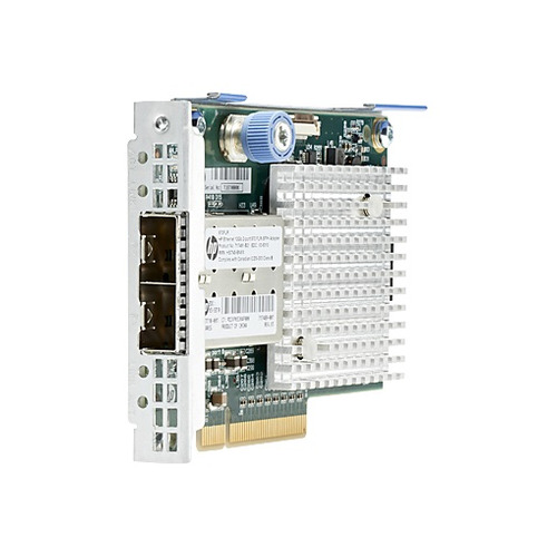 Адаптер HPE 570FLR-SFP+ Ethernet 10Gb 2P (717491-B21) адаптер hpe ethernet 1gb 2p 332t 615732 b21