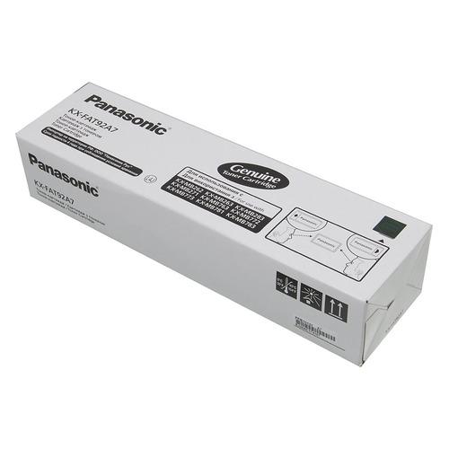Картридж PANASONIC KX-FAT92A, черный [kx-fat92a7] цена 2017